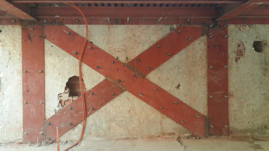 Etiler Nusret Kebapçý betonarme bina güçlendirme imalat ve montaj iþlerini tamamladýk.