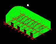 Kocaeli'de yapýmý tamamlananBeldeport'a ait çelik konstrüksiyon depo yapýsý statik hesap ve raporlarý tamamlandý.